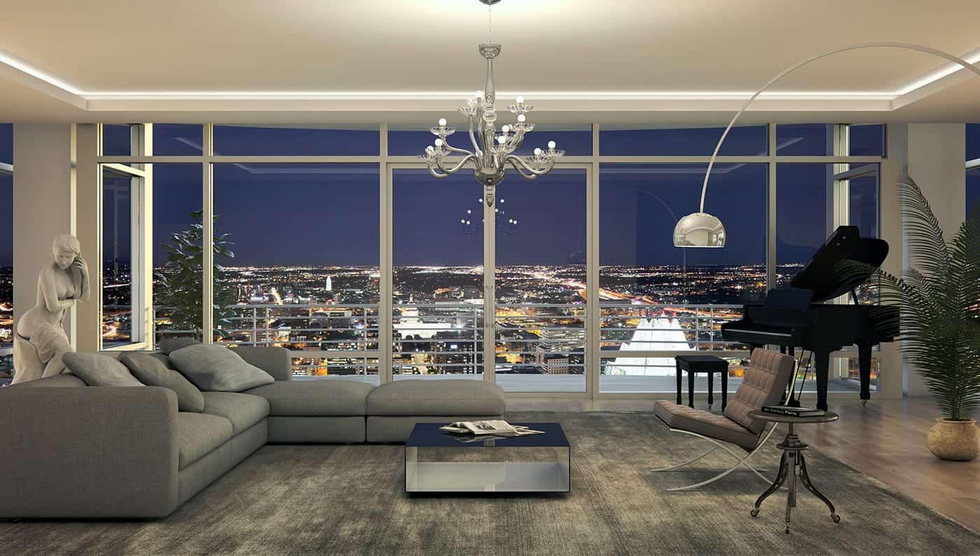 Austonian Penthouse