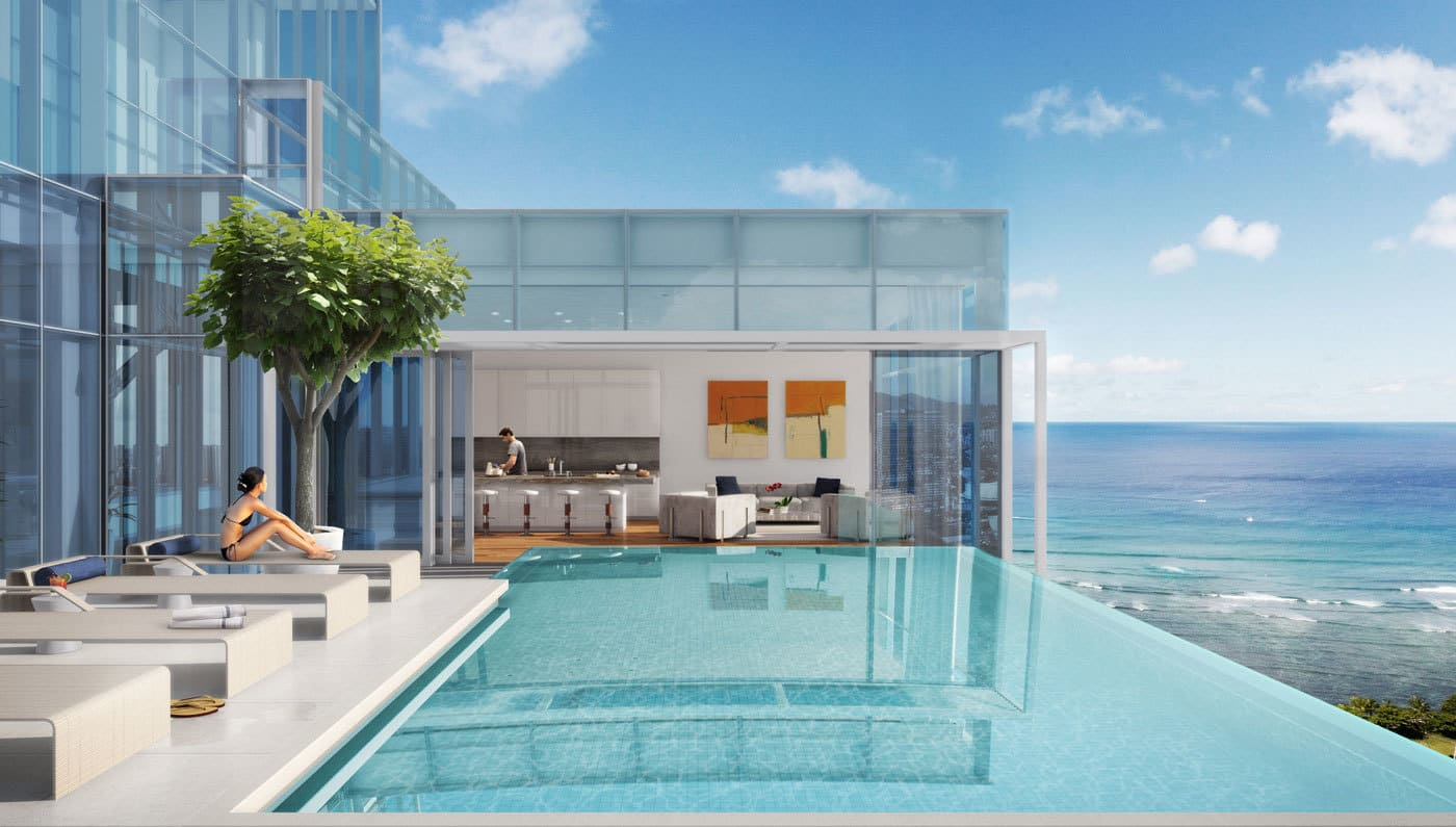 The Grand Penthouse At Waiea Tower Is Hawaii S Most