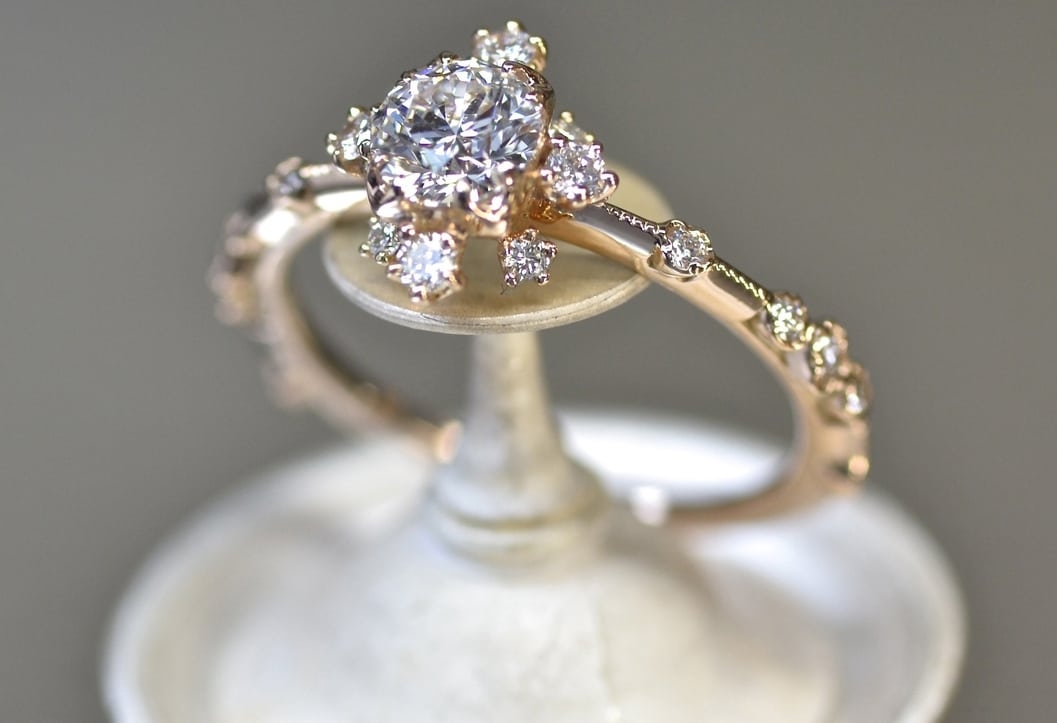 Modern Brides Will Love Kataoka Jewelry S Amazing Heirloom