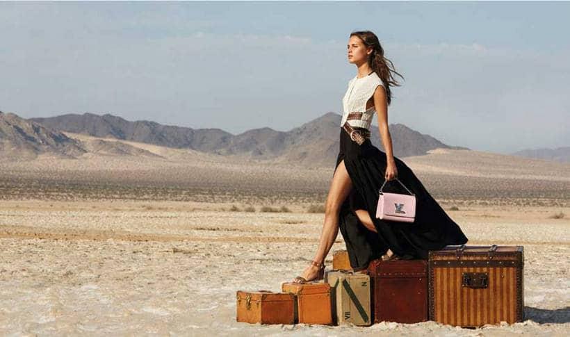 Louis Vuitton's Les Parfums