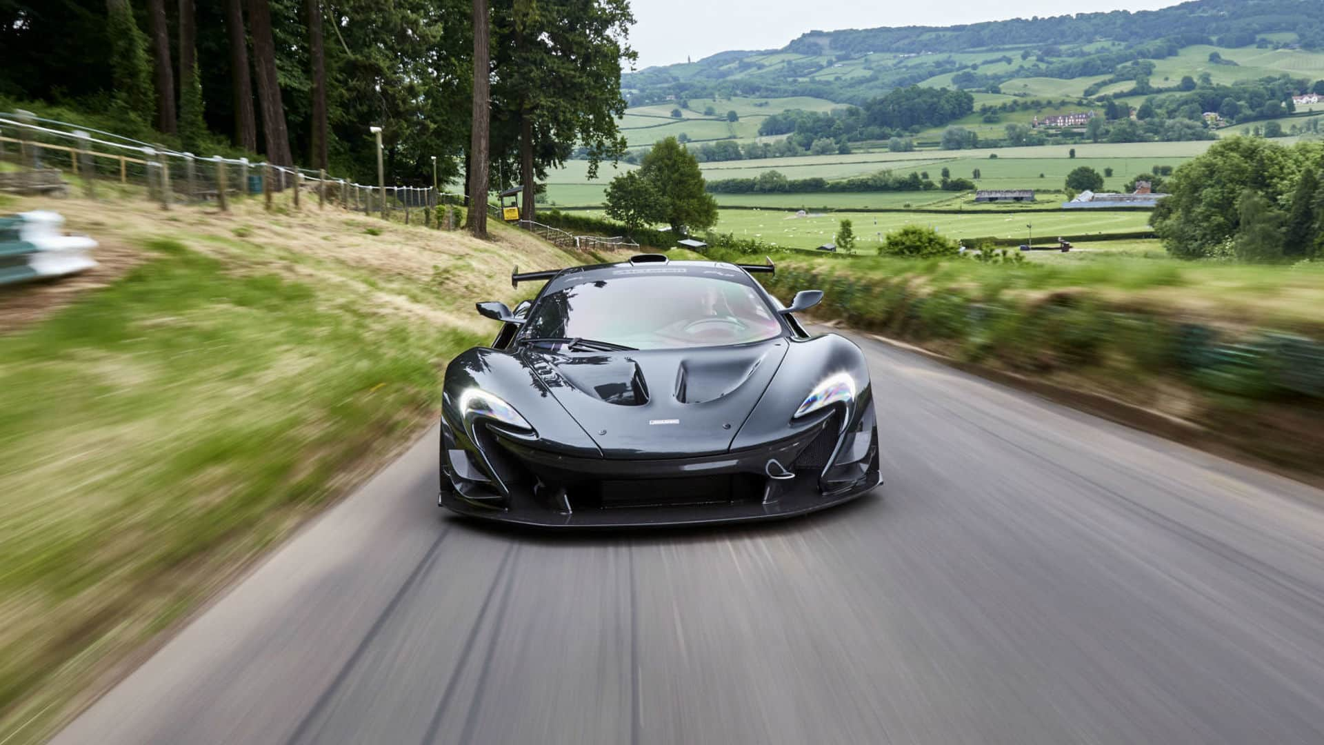 The Stig Probably Dreams About The Mclaren P1 Lm