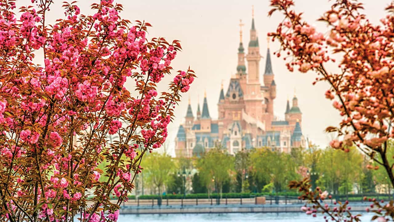 The Incredible Shanghai Disney Resort Is About To Open