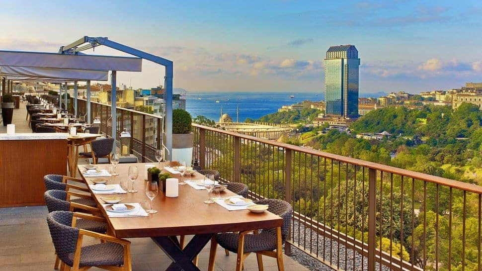 Have A Taste Of Turkish Culture At St Regis Istanbul