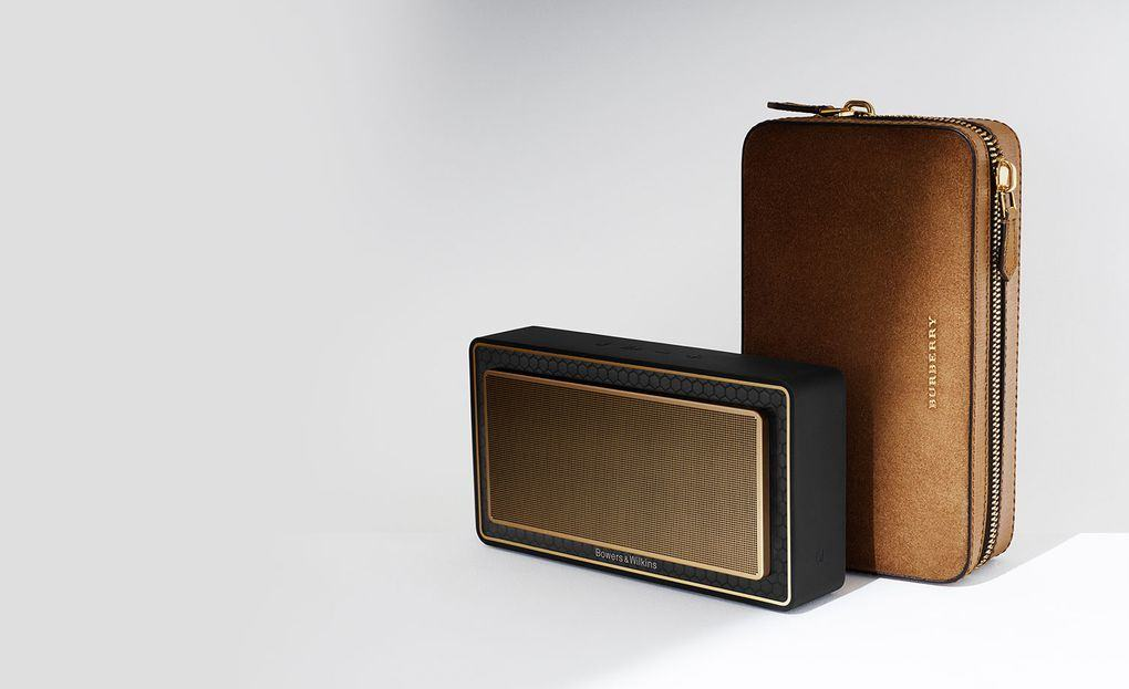 T7 Gold Edition Bluetooth speaker