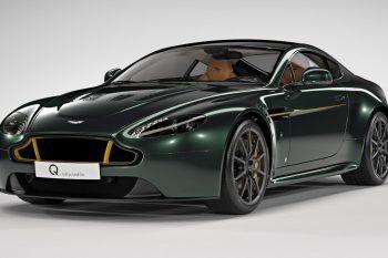 Aston Martin Vantage V12 S  Spitfire 80 1