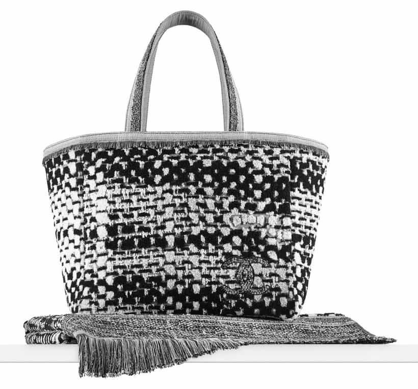 Beach Tote and Towel set