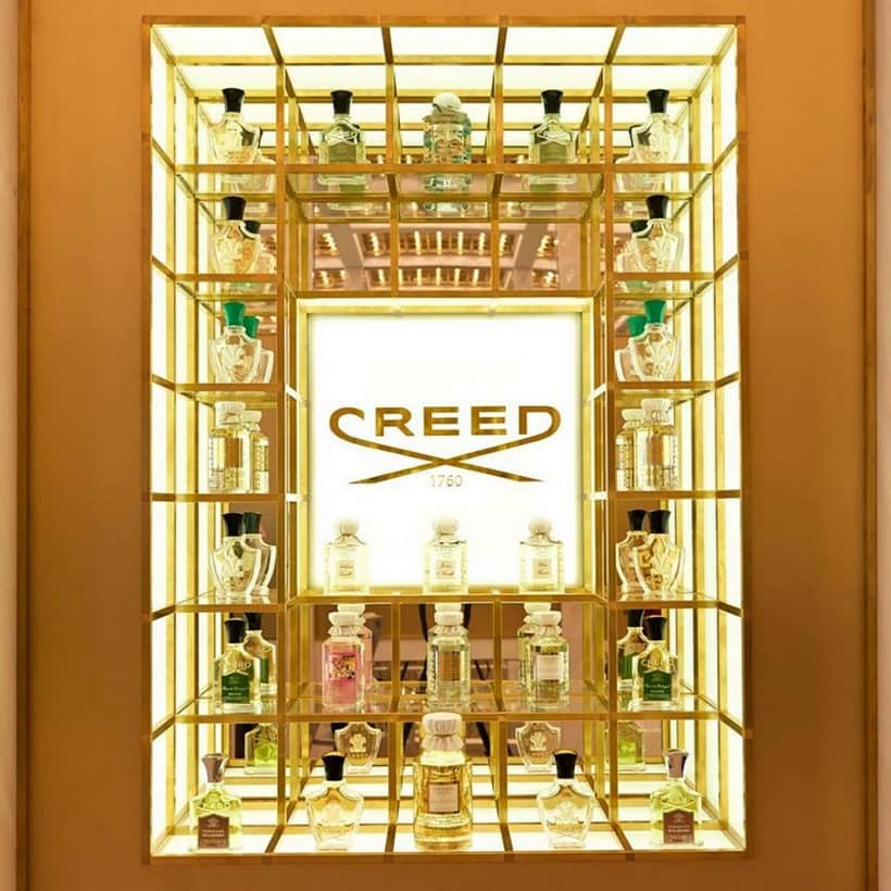 Creed's Aventus For Her Scores High Points In Originality