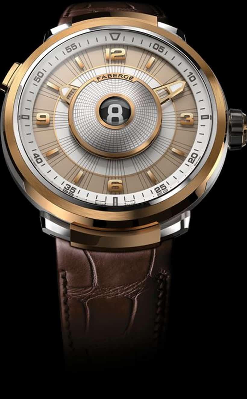 Fabergé Visionnaire Double Timezone