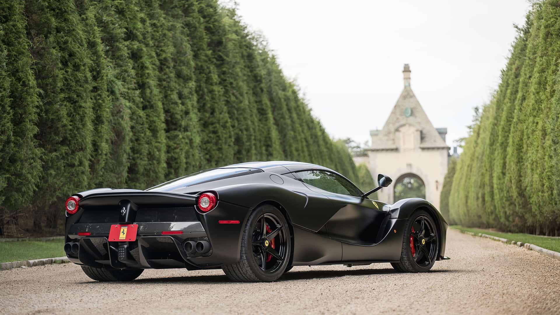 Ferrari LaFerrari Cavallo Infernale