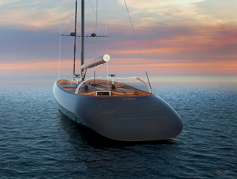 Grafito Sailing Yacht