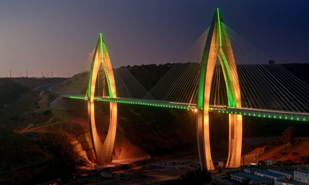 The Mohammed Vi Bridge Is Morocco S Light In The Dark