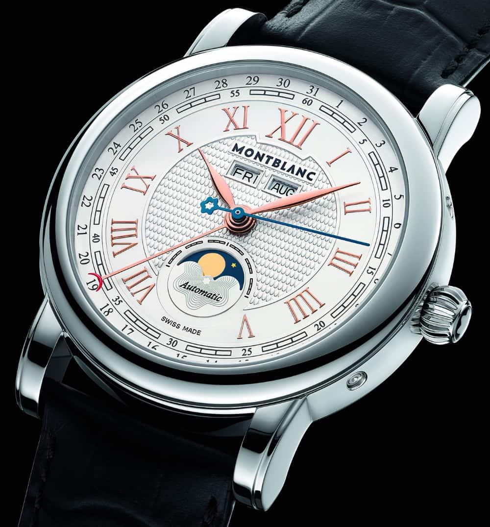 Montblanc Star Roman Carpe Diem Special Edition Watches
