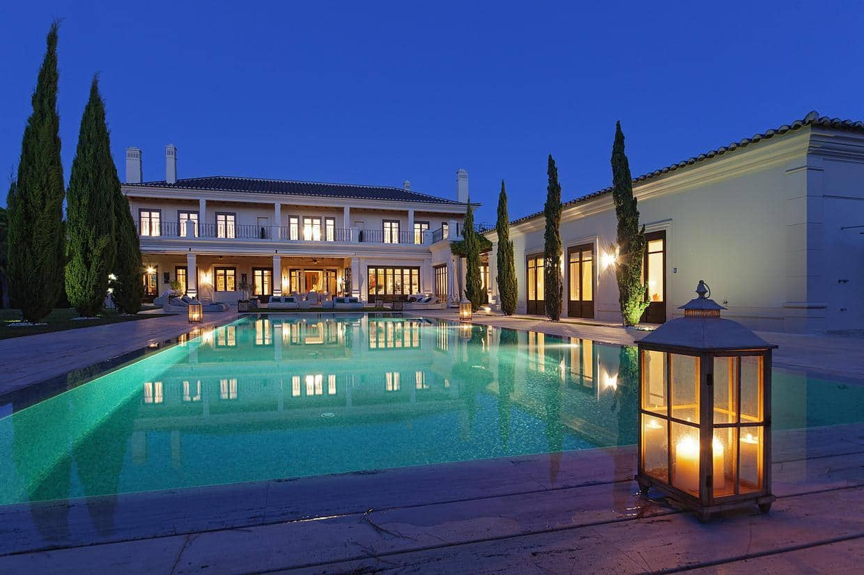 1 Bedroom Homes For Sale Quinta Do Lago Estate Is A 15 000 000 Lakefront Dream