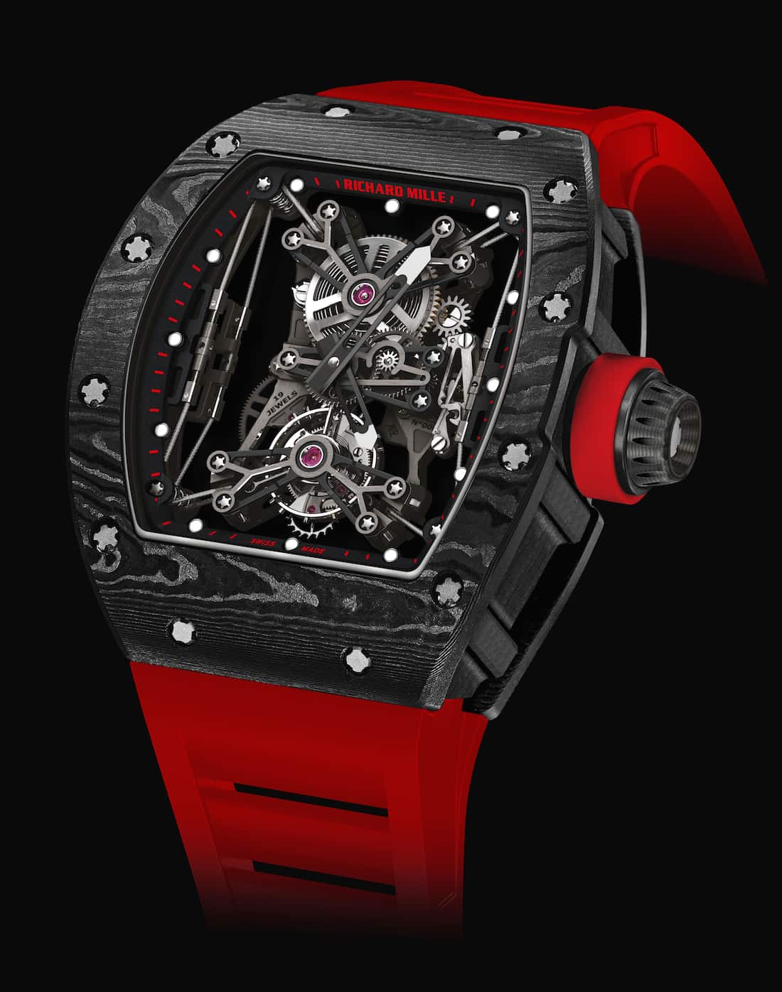 The Mindblowing Richard Mille RM 50-27-01 Suspended Tourbillon