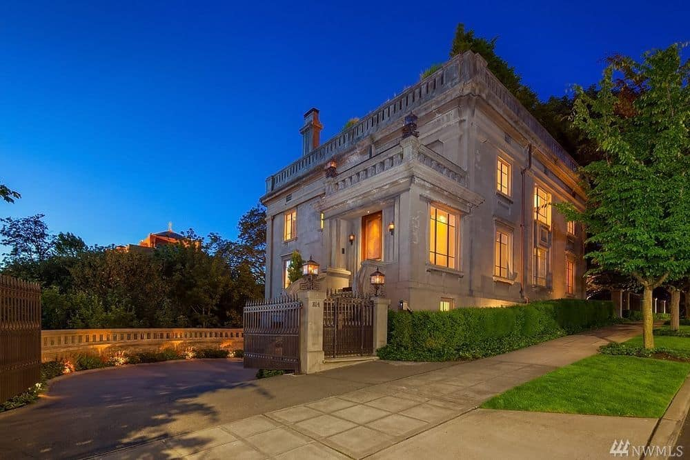 The Sam Hill Mansion Is Seattle S Most Expensive Home