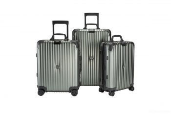 Topas Stealth Luggages Collection 1