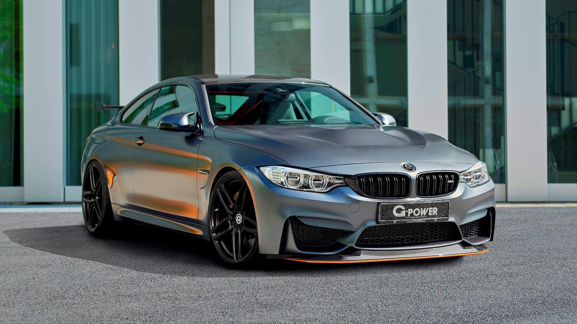 G-Power Delivers An Awesome Ugrade for the BMW M4 GTS
