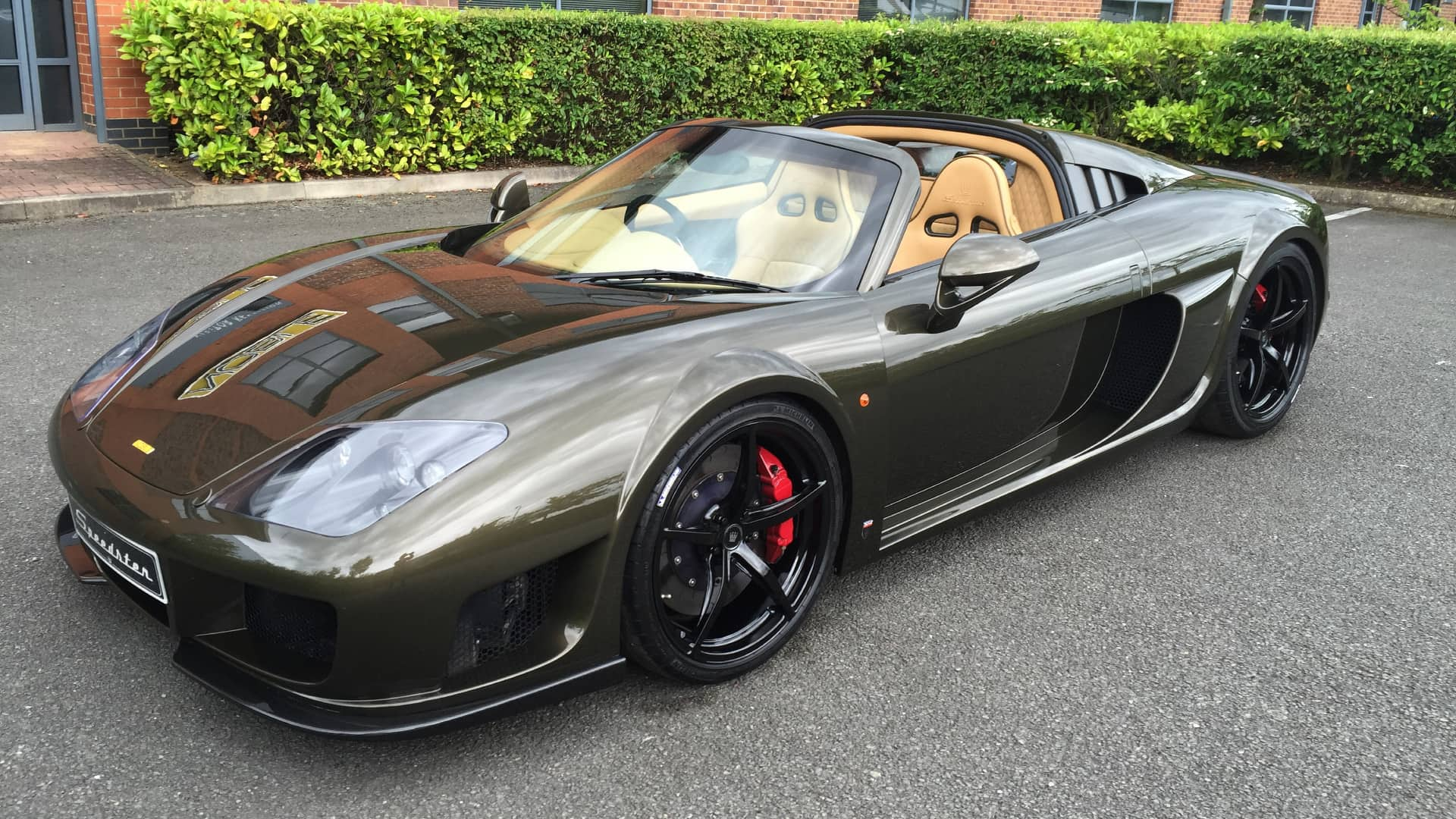 The new Noble M600 Speedster Might Cost £220,000