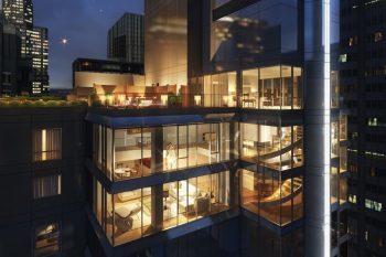 135W52 Triplex Penthouse 2