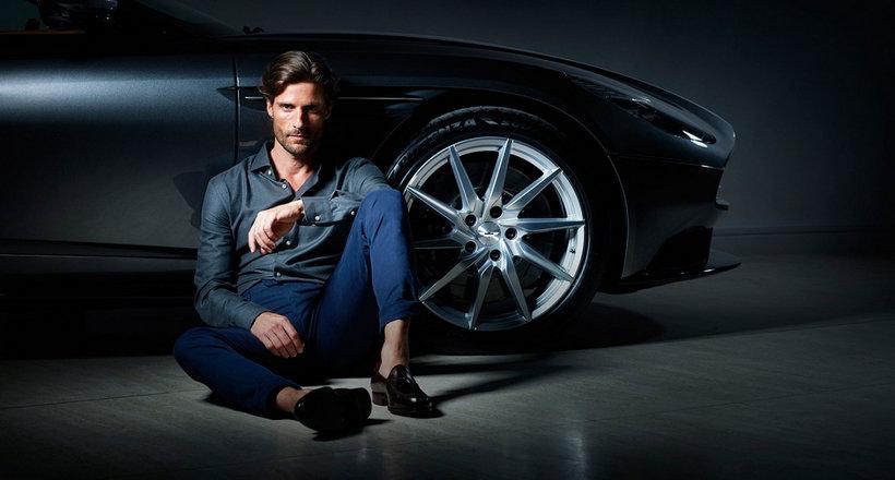 Aston Martin & Hackett Menswear Collection Get You Ready For Fall