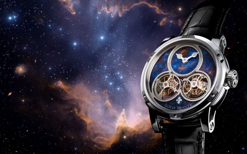 Louis Moinet Sideralis Inverted