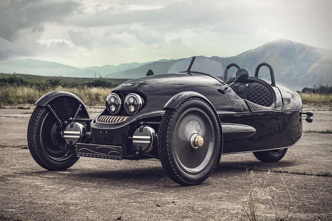 Morgan EV3 1909 Selfridges