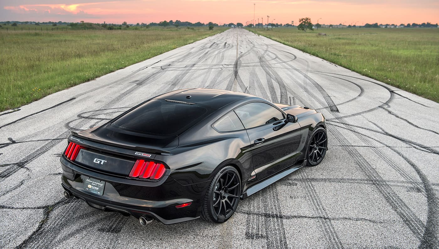 Ford Mustang HPE800