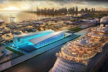 Royal Carribean Million-Crown-of-Miami-Cruise-Terminal-1