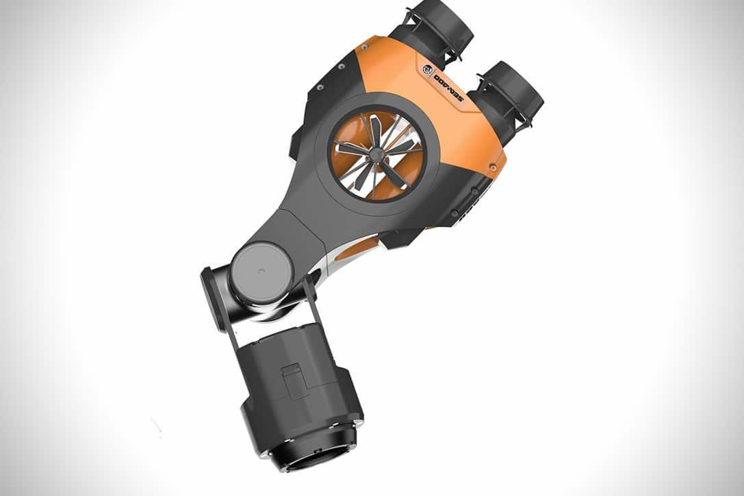 ROV Underwater Drone