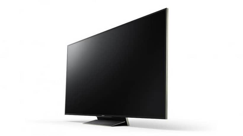 Sony Z9D 4K TV 4