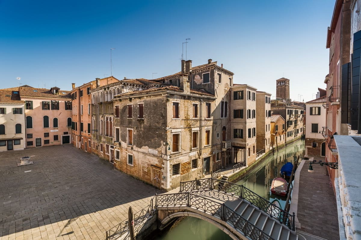 It Will Cost You € 2,400,000 To Enjoy A Stunning Venice ...