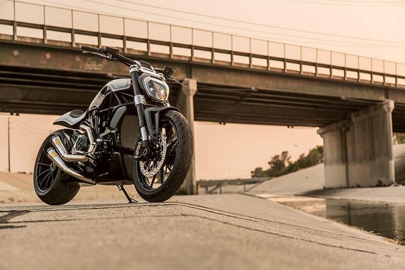 Custom Ducati XDiavel