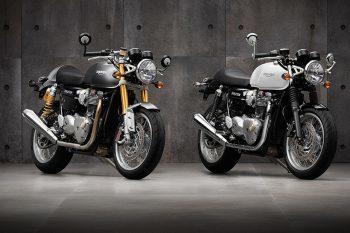 triumph thruxton motorcycle 1