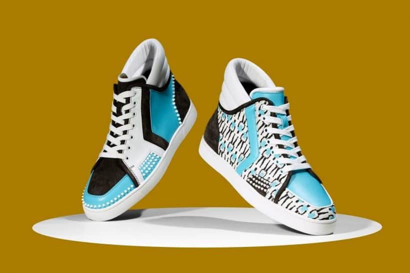 Christian Louboutin's SportyHenri Capsule Collection