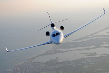 Falcon 8X Business Jet 1