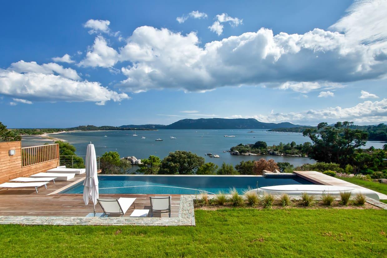 this 6 93m porto vecchio villa will make you move to corsica. Black Bedroom Furniture Sets. Home Design Ideas