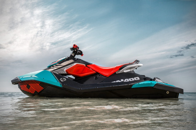 Spark Trixx Takes You Flying Over The Waves