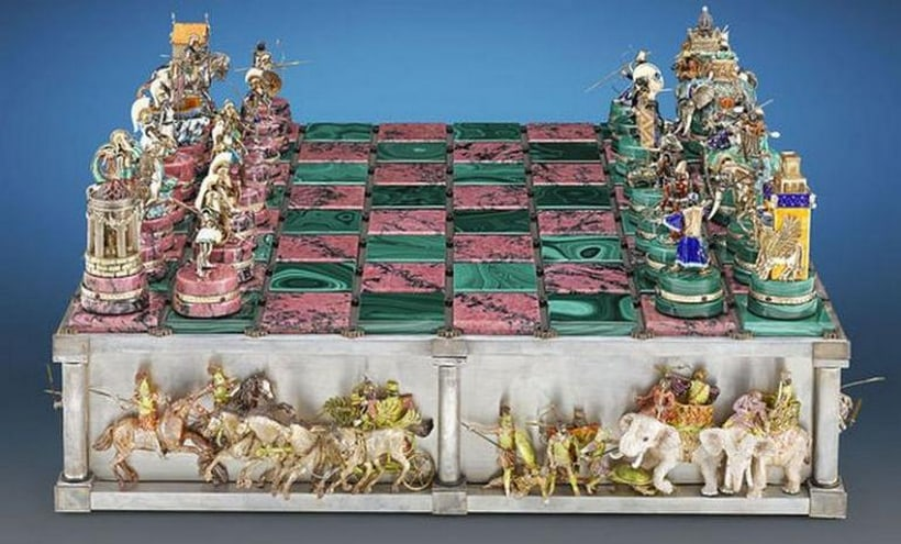 Battle Of Issus Is One Of The World S Most Expensive Chess