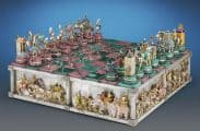 The Battle of Issus Chess Set 3