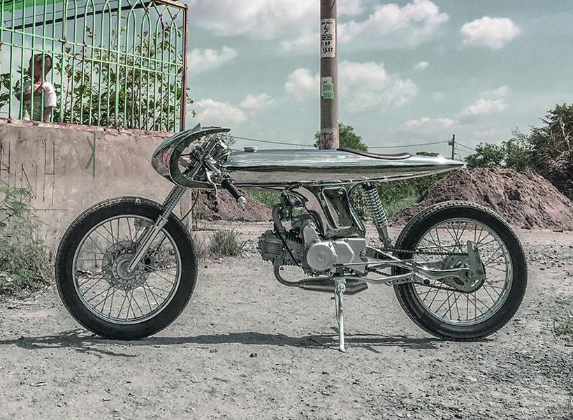 EVE MK II Motorcycle