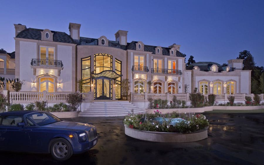 This 72 Million Beverly Hills Mansion Is A Real Gem