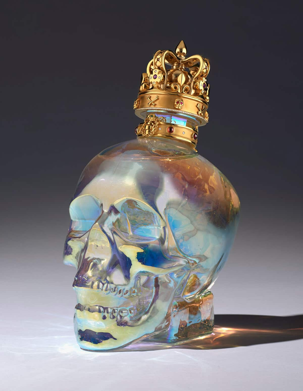The Crystal Head Vodka Aurora Magnum Is Impressive And Scary