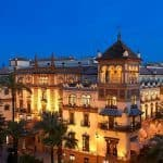 Hotel Alfonso XIII, Seville 1