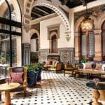 Hotel Alfonso XIII, Seville 7