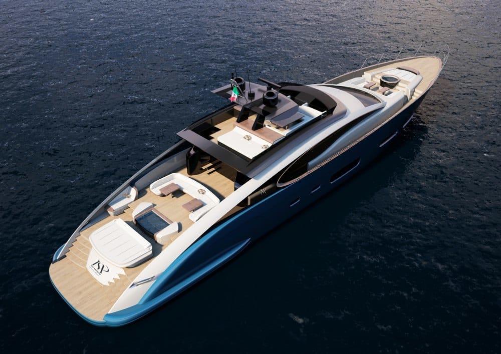 ISA Yachts 3