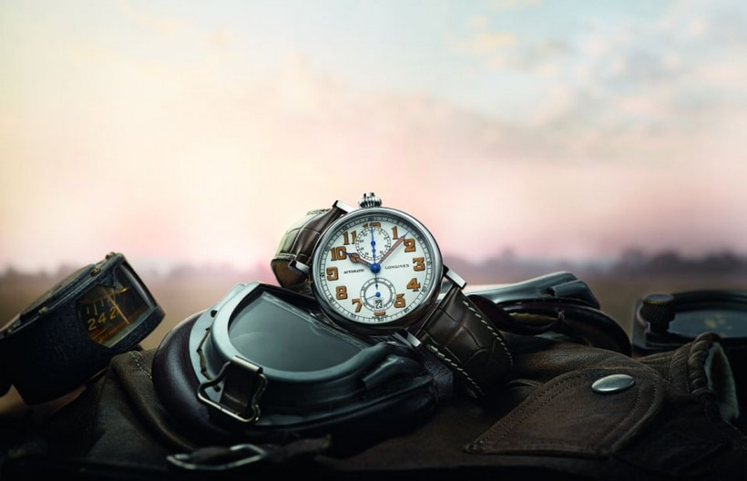 The Longines Avigation Chronograph Type A7 1935 is As Vintage As They Get