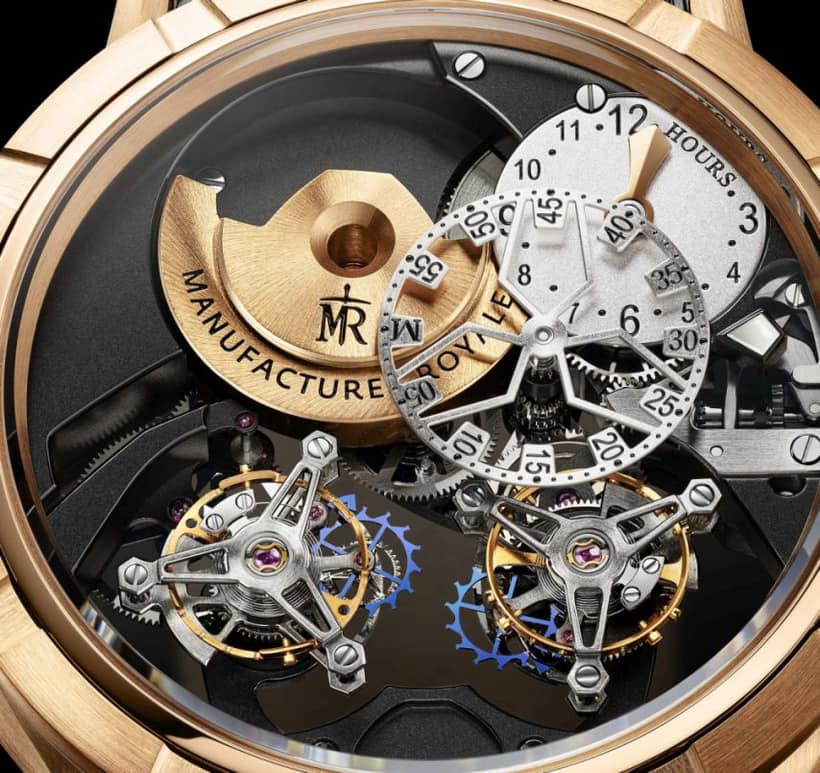 Manufacture Royale 1770 Micromegas Revolution 1