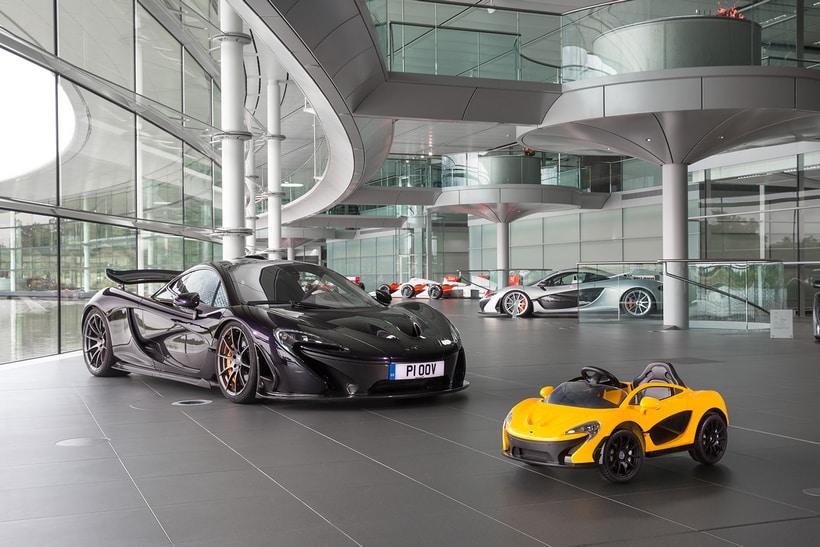 McLaren P1 Roadster