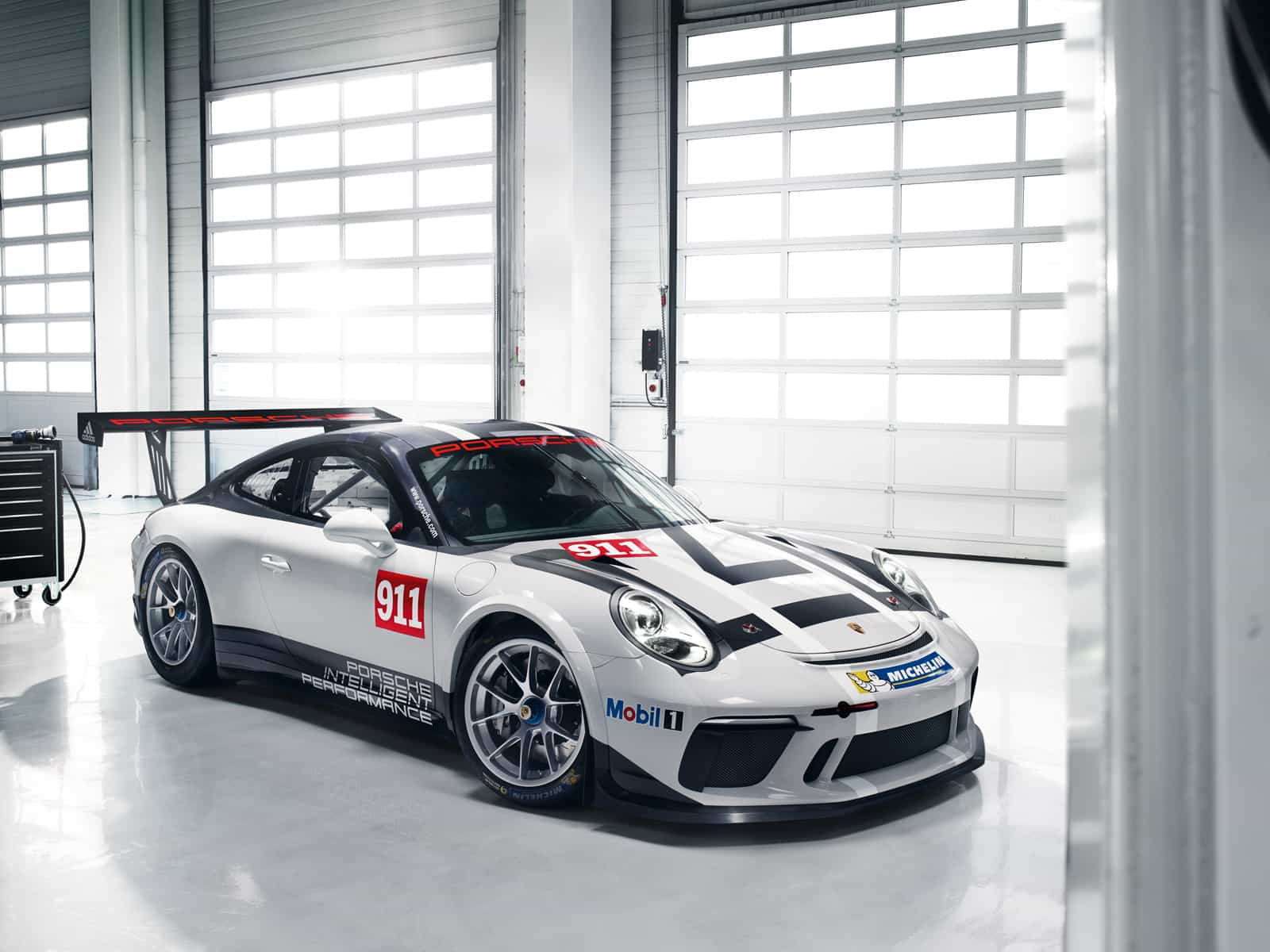 Porsche's new 911 GT3 Cup Is Ready To Take You Down