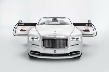 Rolls Royce Dawn Inspired by Fashion 1
